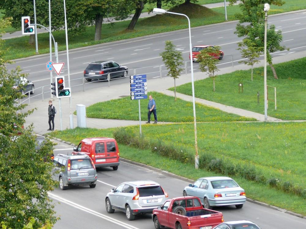 Saugumas keliuose nėra atsitiktinumas – jis priklauso nuo mūsų visų