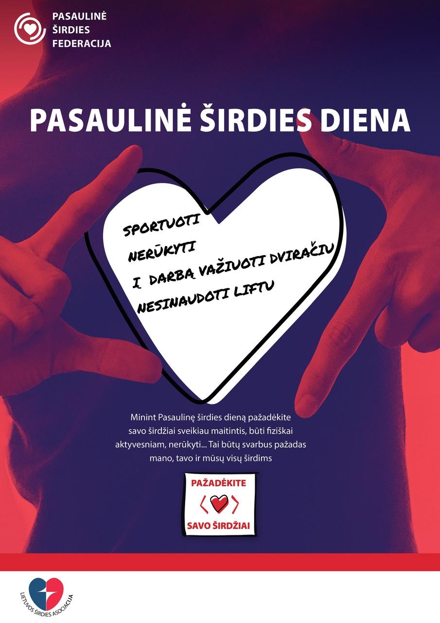 širdies sveikatos prieinamumas)