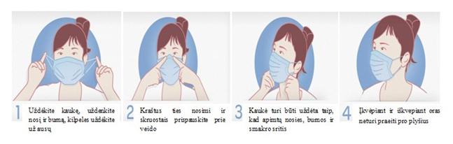 ULAC medikai: šios priemonės padės apsisaugoti nuo peršalimo ir gripo
